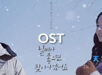 韓国ドラマ『天気がよければ会いにゆきます』のOSTまとめ!